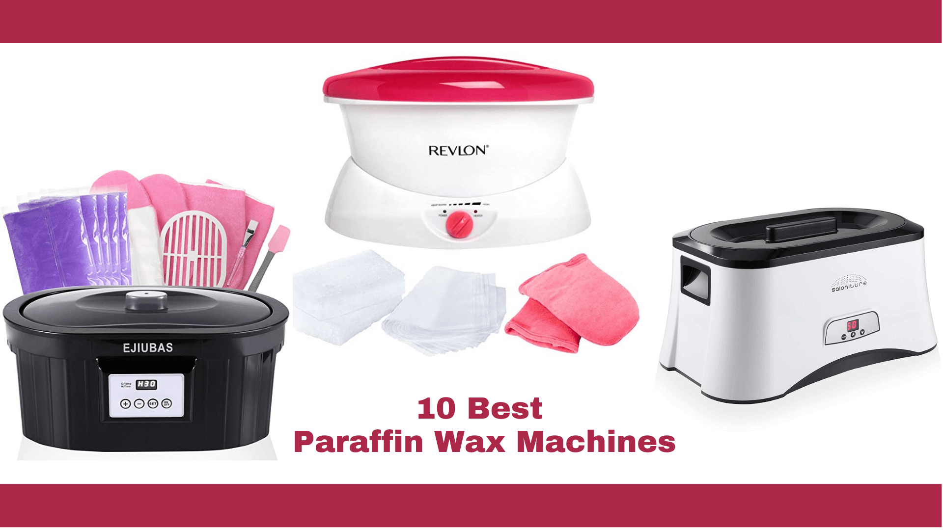 10 Best Paraffin Wax Machines